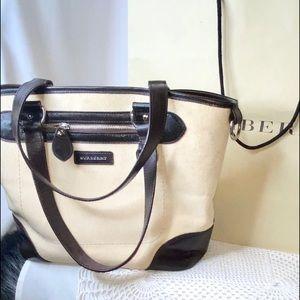 💯 BURBERRY SHOULDER BAG